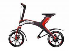 BICICLETA ELECTRICA PLEGABLE ROBSTEP